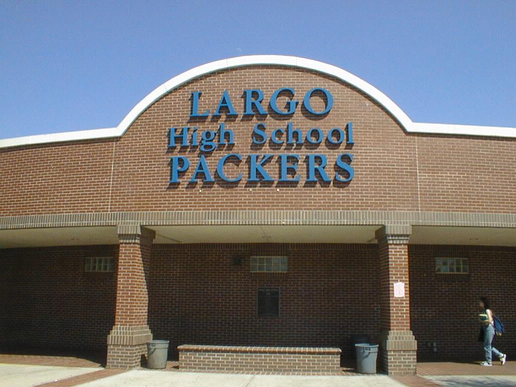 Largo High School Largo Fl Griner Engineers