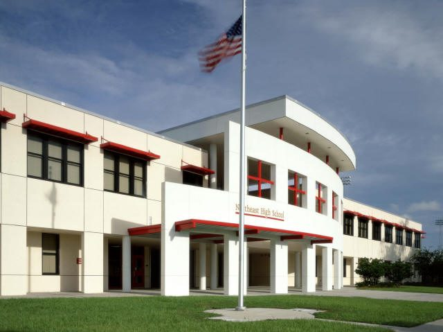 Northeast High School, St  Petersburg, FL - Griner Engineers