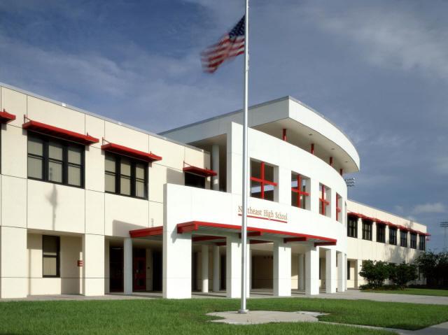 Northeast High School, St. Petersburg, FL - Griner Engineers