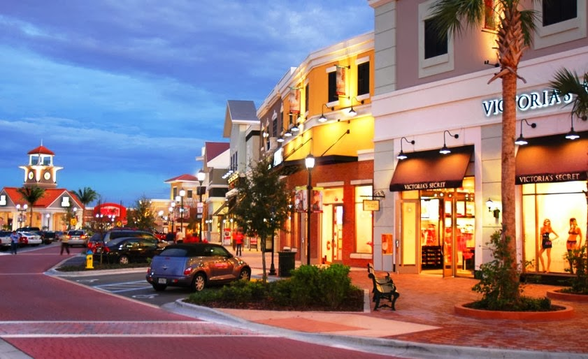 Winter Garden Village Shopping Mallwinter Garden Fl